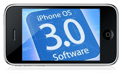Disponible la nueva version de iPhone SO 3.0