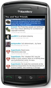 Twitter en Blackberry con ÜberTwitter beta 4